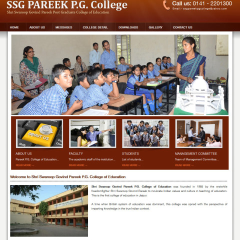 Pareek M.Ed College, Jaipur